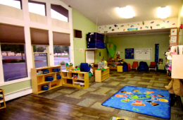 An Early Childhood Education Classroom