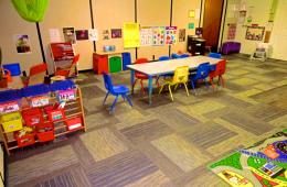 A Preschool Room