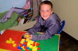 Children's Haven Student